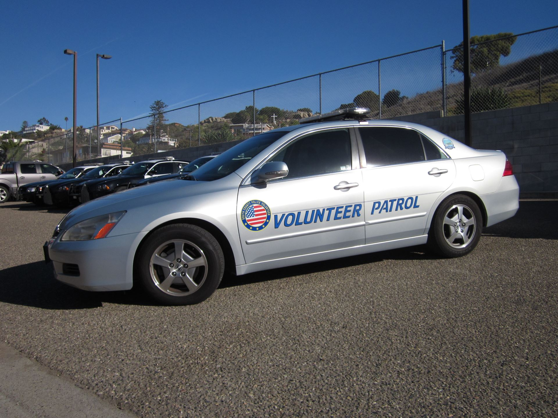 Volunteer Car