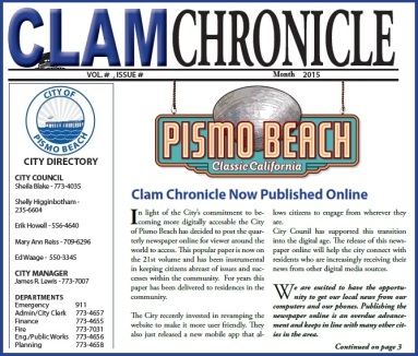 Clam Chronicle online