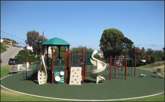 Play Structure at Boosinger Park