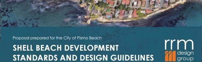 Shell Beach Design Guidelines Website button